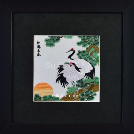 Cranes Bring Longevity