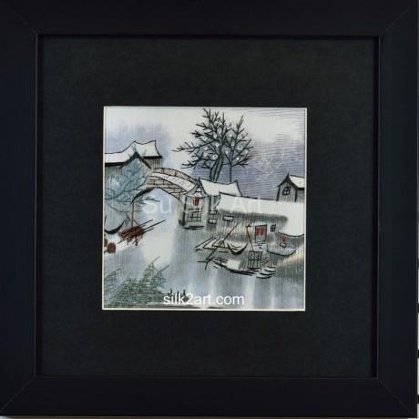 Winter in Oriental Venice