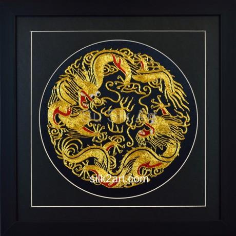 Double Golden Dragon (Medium)