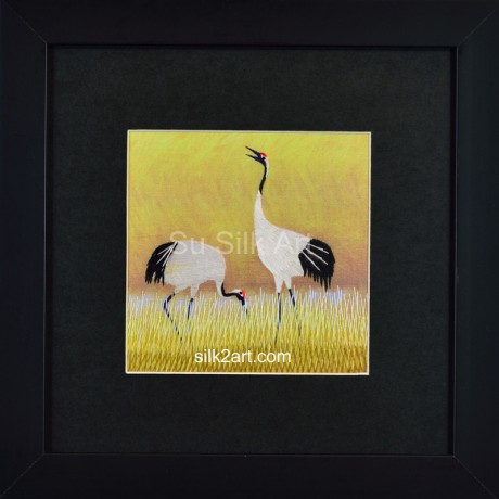 A Couple of Cranes