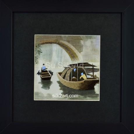 Fisherman-1 in Oriental Venice