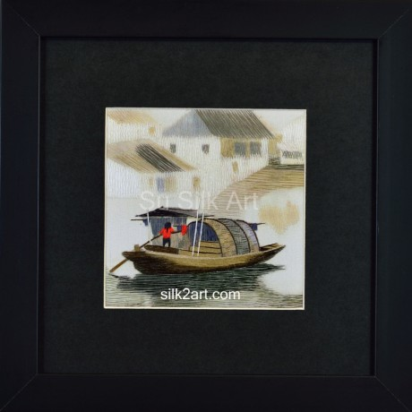 Fisherman-2 in Oriental Venice