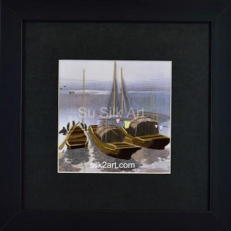 Sampan Boats-1 in Oriental Venice